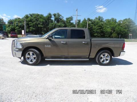 2015 RAM Ram Pickup 1500 for sale at Town and Country Motors in Warsaw MO