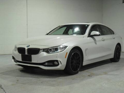2015 BMW 4 Series for sale at Ohio Motor Cars in Parma OH