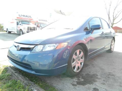 2008 Honda Civic for sale at Auto House Of Fort Wayne in Fort Wayne IN