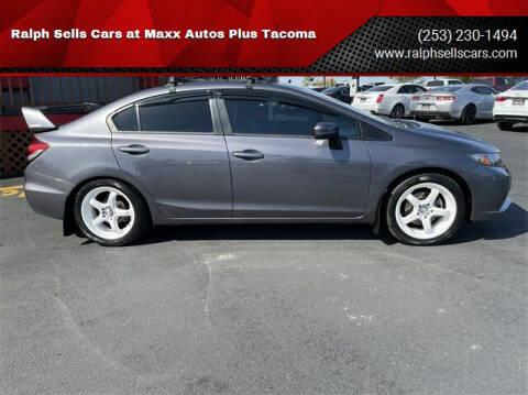 2015 Honda Civic for sale at Ralph Sells Cars at Maxx Autos Plus Tacoma in Tacoma WA