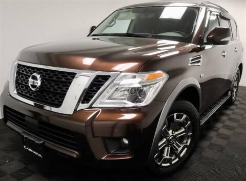 2018 Nissan Armada for sale at CarNova in Stafford VA