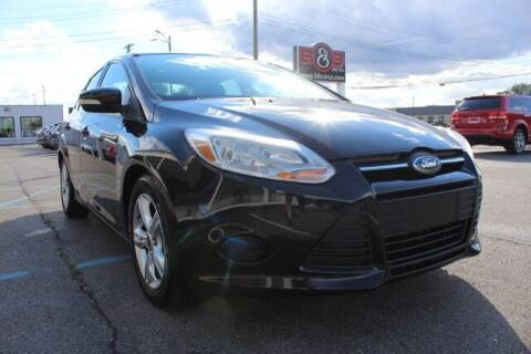 2014 Ford Focus for sale at B & B Car Co Inc. in Clinton Township MI