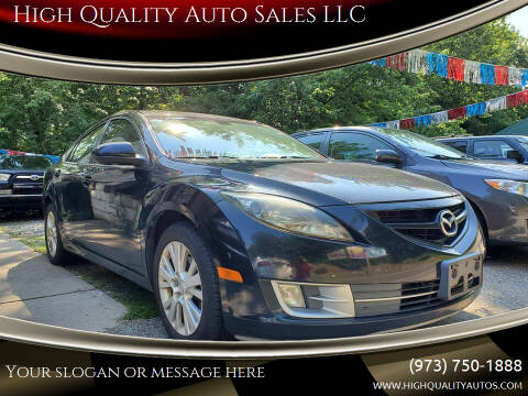 2009 Mazda MAZDA6 for sale at High Quality Auto Sales LLC in Bloomingdale NJ