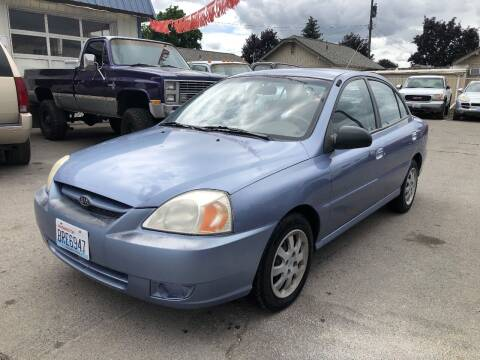 2005 Kia Rio for sale at TTT Auto Sales in Spokane WA
