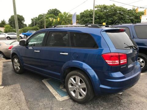 2009 Dodge Journey for sale at Mitchell Motor Company in Madison TN