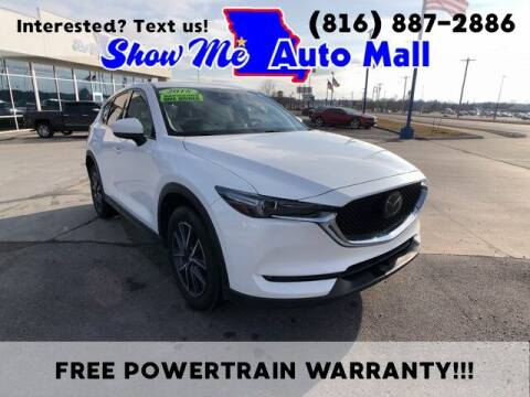 2018 Mazda CX-5 for sale at Show Me Auto Mall in Harrisonville MO