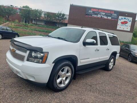 2007 Chevrolet Suburban for sale at Family Auto Sales in Maplewood MN