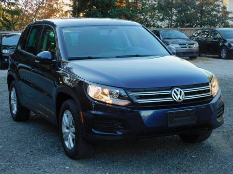 2012 Volkswagen Tiguan for sale at Prize Auto in Alexandria VA