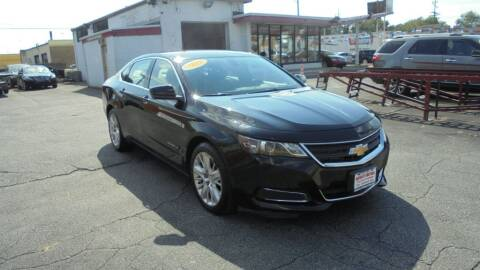 2015 Chevrolet Impala for sale at Absolute Motors in Hammond IN