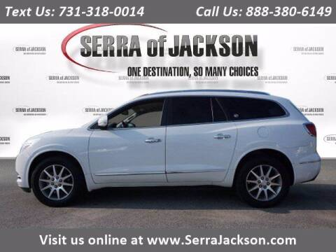 2017 Buick Enclave for sale at Serra Of Jackson in Jackson TN