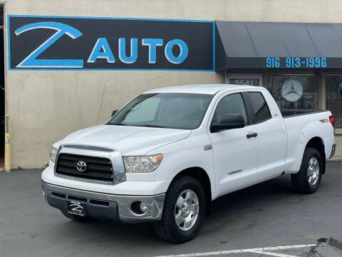 2008 Toyota Tundra for sale at Z Auto in Sacramento CA