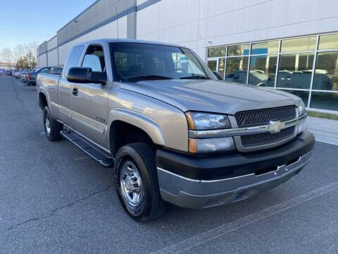 2003 Chevrolet Silverado 2500HD for sale at PM Auto Group LLC in Chantilly VA