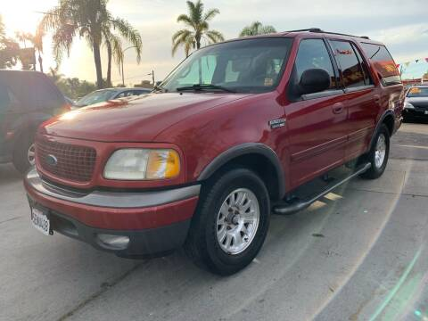 2001 Ford Expedition for sale at 3K Auto in Escondido CA
