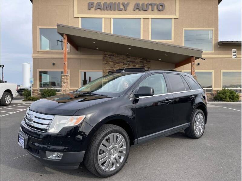 2008 Ford Edge for sale at Moses Lake Family Auto Center in Moses Lake WA