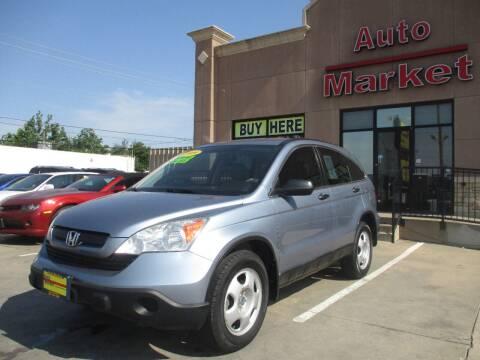 2009 Honda CR-V for sale at Auto Market in Oklahoma City OK