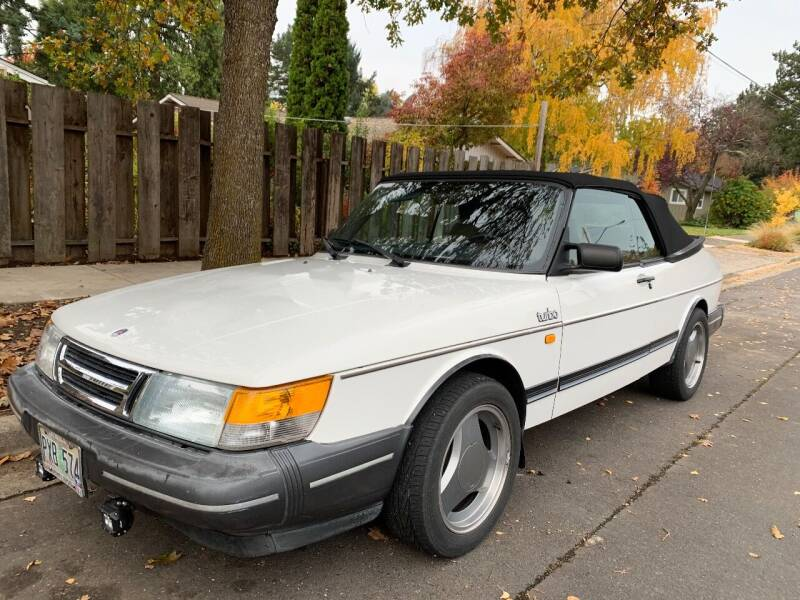 1989 Saab 900 for sale at Dodi Auto Sales in Monterey CA