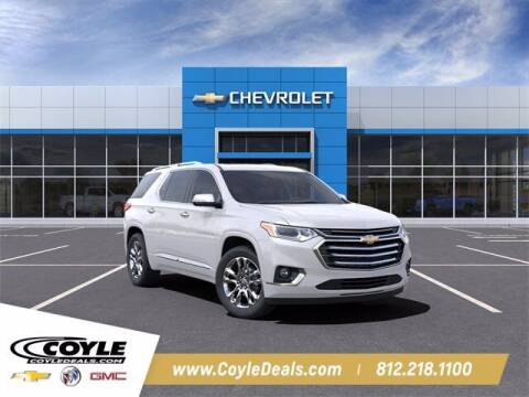 2021 Chevrolet Traverse for sale at COYLE GM - COYLE NISSAN - New Inventory in Clarksville IN