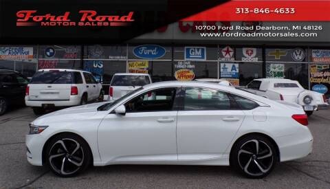 2018 Honda Accord for sale at Ford Road Motor Sales in Dearborn MI