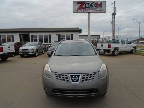 2009 Nissan Rogue for sale at Zoom Auto Sales in Oklahoma City OK