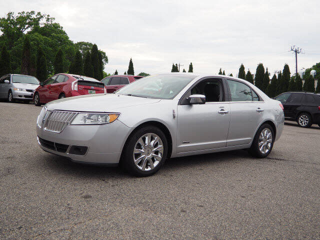 2012 Lincoln MKZ Hybrid for sale at East Providence Auto Sales in East Providence RI