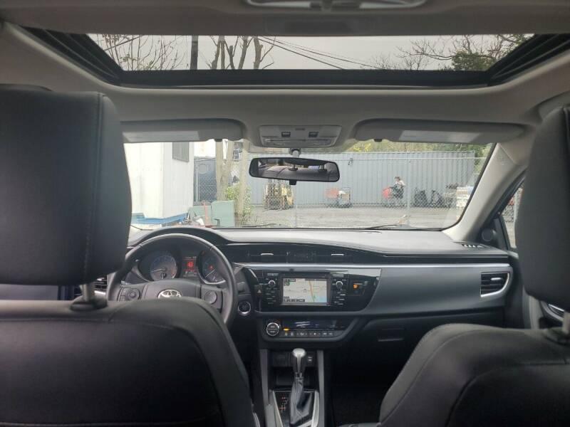 2016 Toyota Corolla S Special Edition 4dr Sedan - Freeport NY