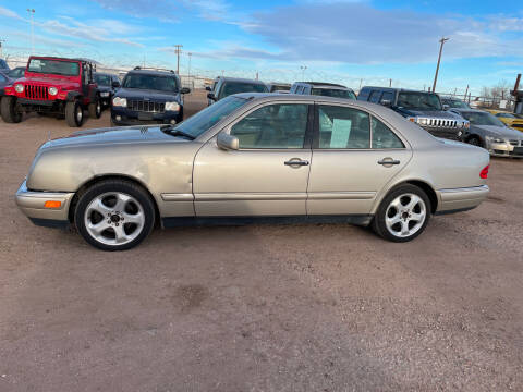 1998 Mercedes-Benz E-Class for sale at PYRAMID MOTORS in Pueblo CO