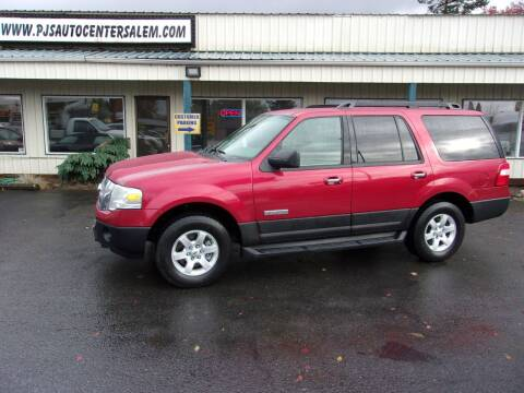2007 Ford Expedition for sale at PJ's Auto Center in Salem OR