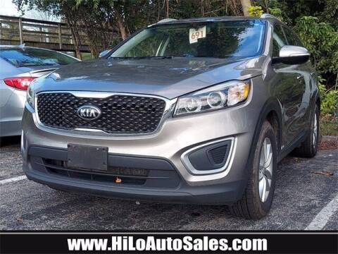 2016 Kia Sorento for sale at Hi-Lo Auto Sales in Frederick MD
