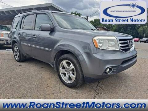 2012 Honda Pilot for sale at PARKWAY AUTO SALES OF BRISTOL - Roan Street Motors in Johnson City TN