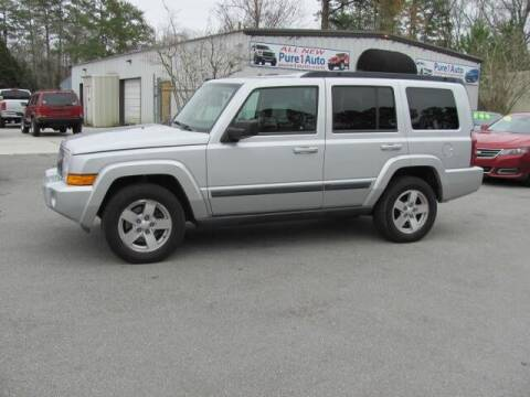 2008 Jeep Commander for sale at Pure 1 Auto in New Bern NC