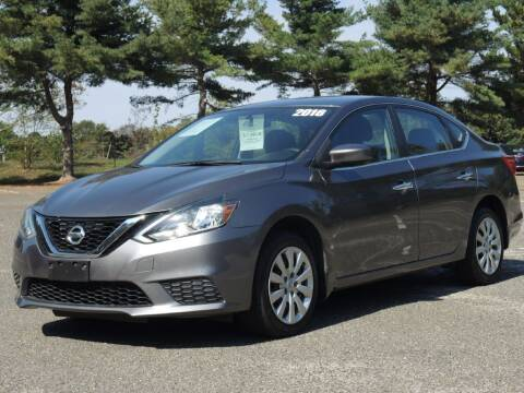 2016 Nissan Sentra for sale at My Car Auto Sales in Lakewood NJ