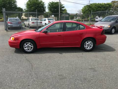 2003 Pontiac Grand Am for sale at Mike's Auto Sales of Charlotte in Charlotte NC