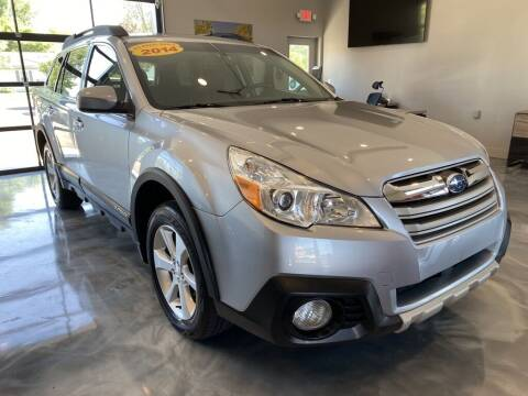 2014 Subaru Outback for sale at Crossroads Car & Truck in Milford OH