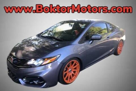 2014 Honda Civic for sale at Boktor Motors in North Hollywood CA