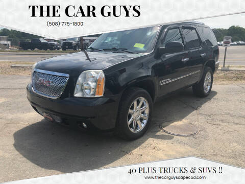 2009 GMC Yukon for sale at The Car Guys in Hyannis MA