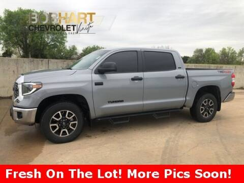 2019 Toyota Tundra for sale at BOB HART CHEVROLET in Vinita OK