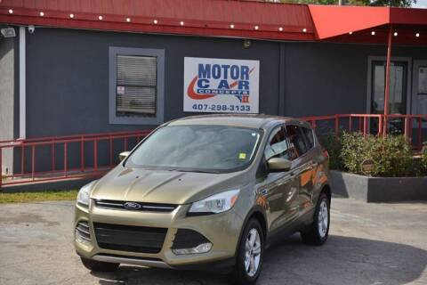 2014 Ford Escape for sale at Motor Car Concepts II - Colonial Location in Orlando FL