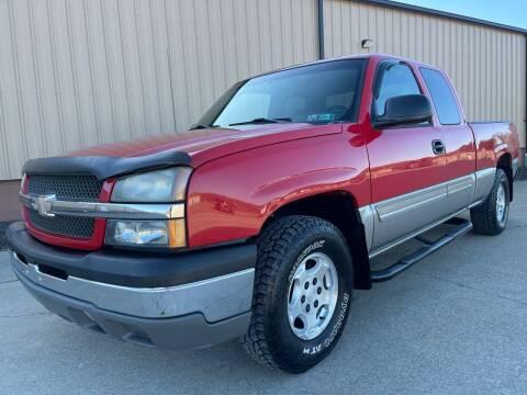 2003 Chevrolet Silverado 1500 for sale at Prime Auto Sales in Uniontown OH