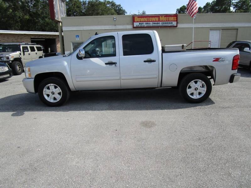 2011 Chevrolet Silverado 1500 for sale at DERIK HARE in Milton FL