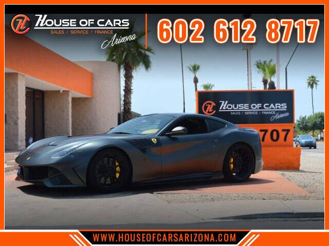 2014 Ferrari F12berlinetta for sale in Scottsdale, AZ