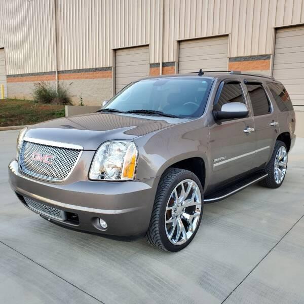 2012 GMC Yukon for sale at 601 Auto Sales in Mocksville NC