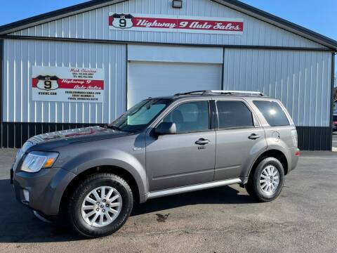 2009 Mercury Mariner for sale at Highway 9 Auto Sales - Visit us at usnine.com in Ponca NE