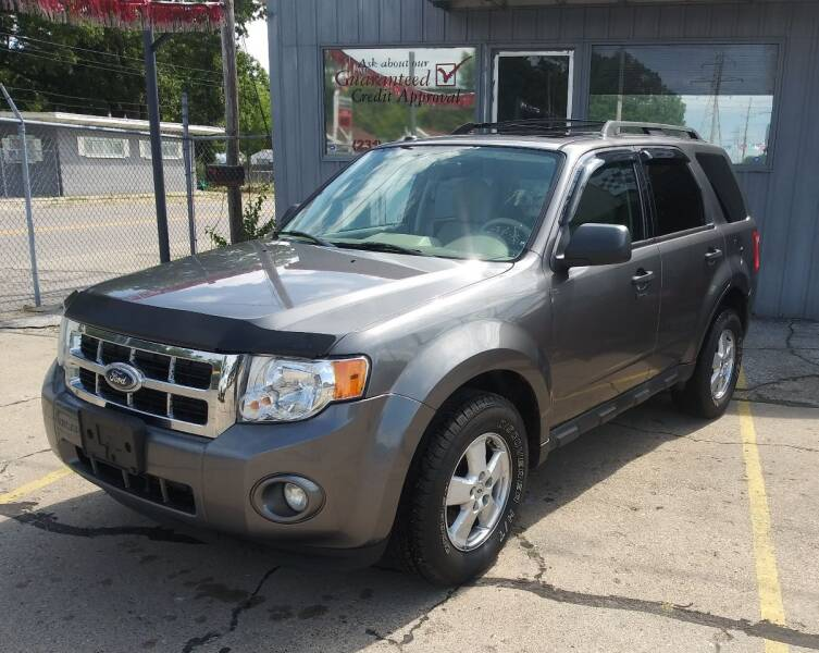 2010 Ford Escape for sale at Wicked Motorsports in Muskegon MI