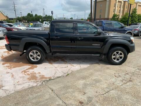 2012 Toyota Tacoma for sale at Uncle Ronnie's Auto LLC in Houma LA