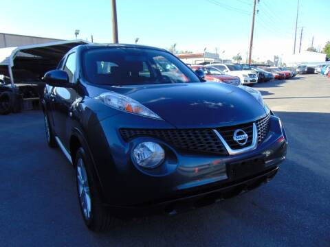 2013 Nissan JUKE for sale at Avalanche Auto Sales in Denver CO