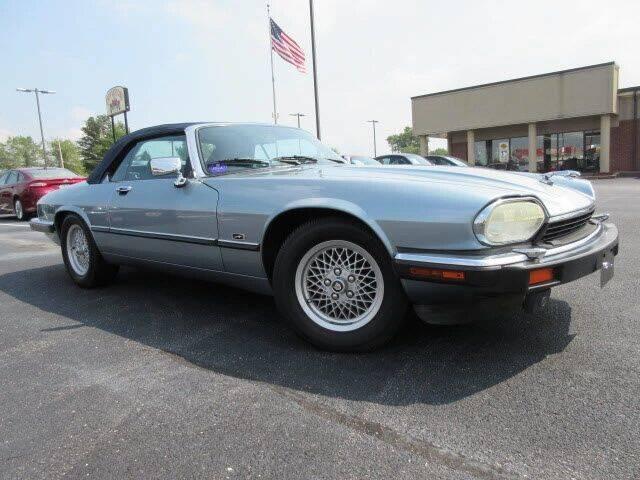 1992 Jaguar XJ-Series for sale at TAPP MOTORS INC in Owensboro KY