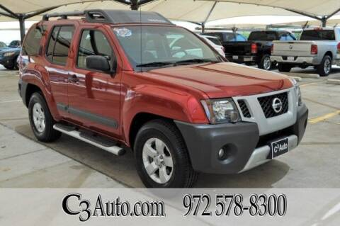 2011 Nissan Xterra for sale at C3Auto.com in Plano TX