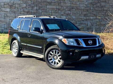 2010 Nissan Pathfinder for sale at Car Hunters LLC in Mount Juliet TN