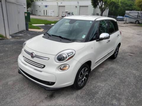 2014 FIAT 500L for sale at Best Price Car Dealer in Hallandale Beach FL