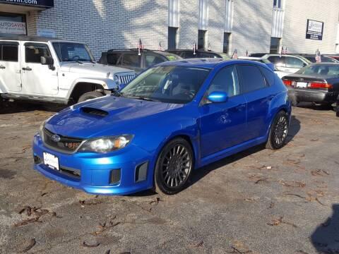 2011 Subaru Impreza for sale at AUTOSAVIN in Elmhurst IL